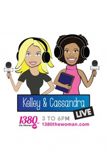 Happy Thanksgiving from Kelley and Cassandra LIVE!